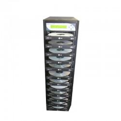 Torre Duplicadora Cd Dvd 12...