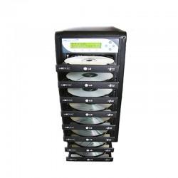 Torre Duplicadora Cd Dvd 8...